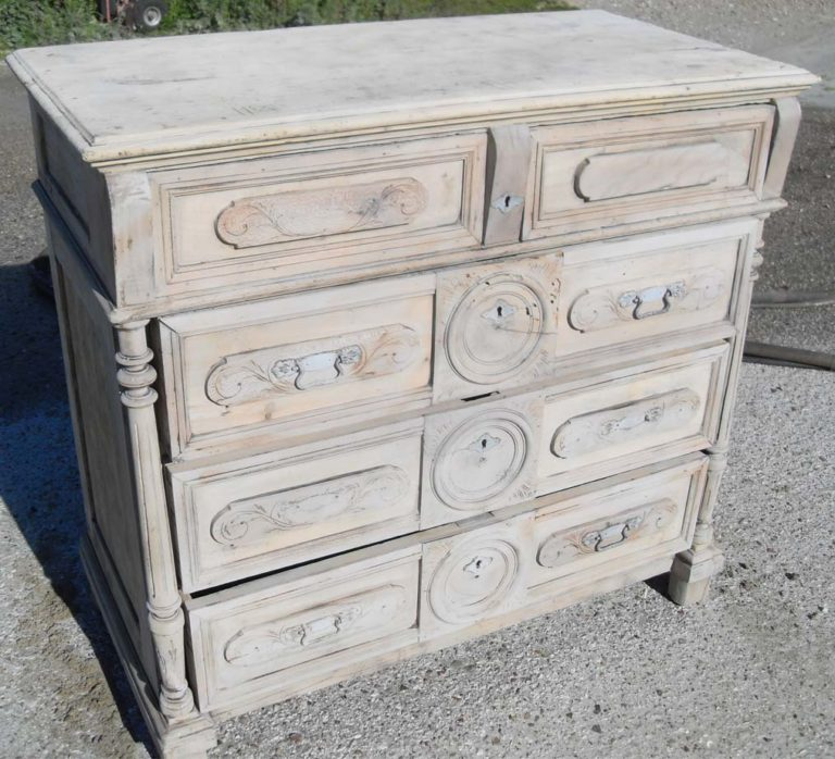 slurry wooden cabinet done